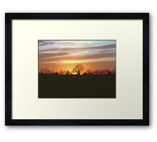 YOUR LOVE FOR ME IS A MYSTERY Framed Print