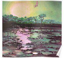 Lake Peder Poster