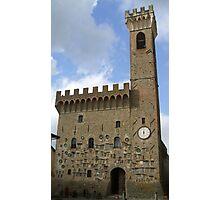 Scarperia - Palazzo Vicari Photographic Print
