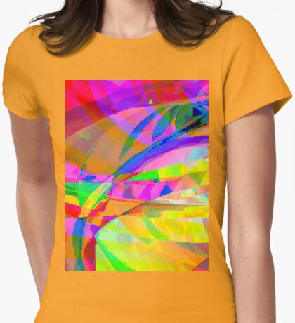Island Colours Womens Fitted T-Shirt