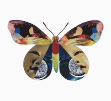 Tiger Moth Adrift In Time Kids Clothes