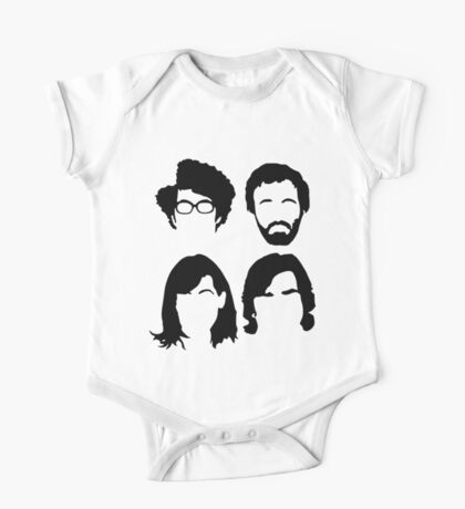The IT Crowd hair One Piece - Short Sleeve