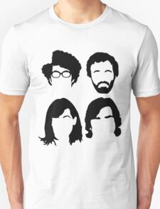 The IT Crowd hair Unisex T-Shirt