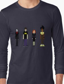 The IT Crowd Long Sleeve T-Shirt
