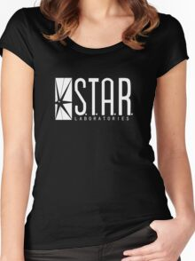 STAR Laboratories Women's Fitted Scoop T-Shirt