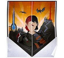 The Shepard and The Hawke Poster