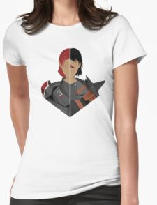 The Shepard and The Hawke Womens Fitted T-Shirt