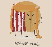 Bacon and Pancake = best friends by Prettyinpinks