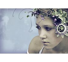 Flower child Photographic Print