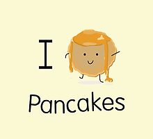 I love pancakes by Prettyinpinks