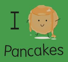I love pancakes Kids Clothes
