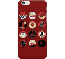 Iconic: Twin Peaks iPhone Case/Skin