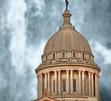 State Capital OKC, Oklahoma by dimalynn