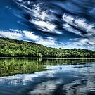 """Bigstone Lake"" by raberry"