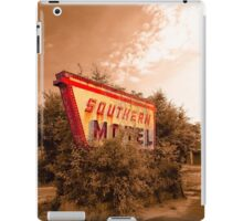 Sleeping At The Southern Motel iPad Case/Skin