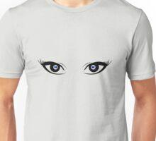 Butterfly Eyes Unisex T-Shirt