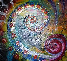 Spiral Abstract by creativeborn