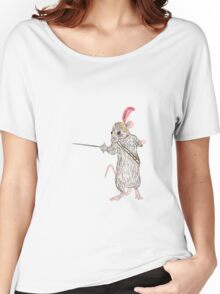 Narnia Reepicheep, the bravest of mice Women's Relaxed Fit T-Shirt