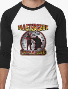 Mastergeek Noob killer Men's Baseball ¾ T-Shirt