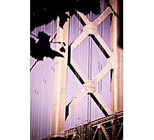 The Bay Bridge Photographic Print