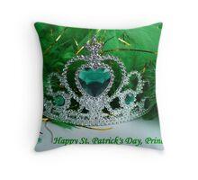 All Hail the Princess Throw Pillow