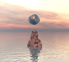 Earth Above The Sea by Phil Perkins