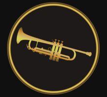 Gold Trumpet  by shfandon