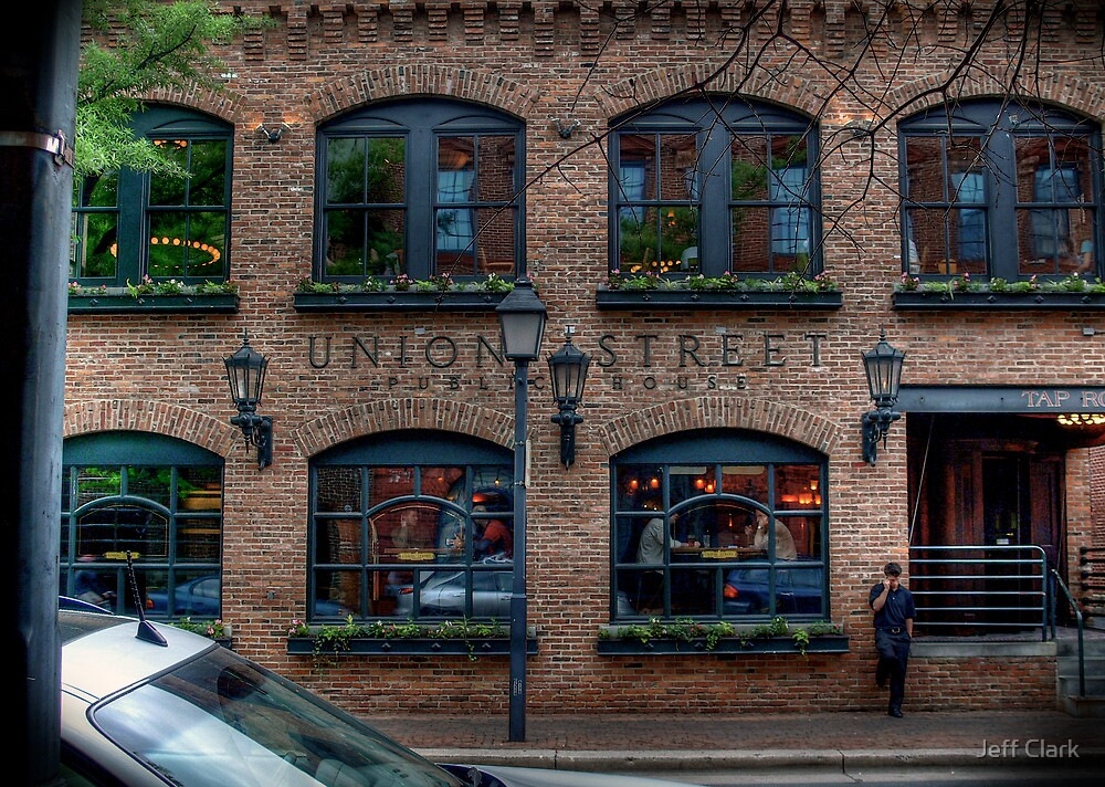 Union Street Pub by Jeff Clark