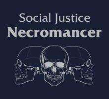 Social Justice Necromancer by VonAether