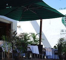Starbucks in Mexico by LenaHunt