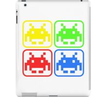 Geek Invaders  iPad Case/Skin