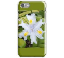 Sweet White Frills iPhone Case/Skin
