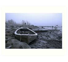 The Boat (December 2008) Art Print