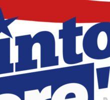 Clinton Gore 92 Sticker