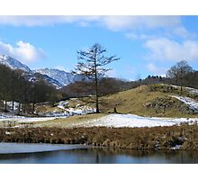 Langdale Spring Photographic Print