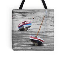 Awaiting the Tide Tote Bag