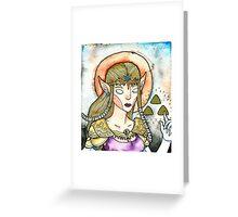 Videogame Babes #2 Greeting Card