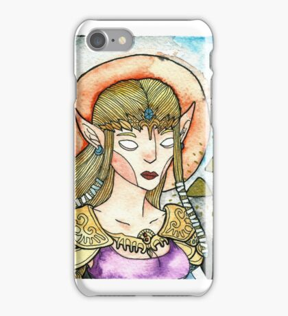 Videogame Babes #2 iPhone Case/Skin