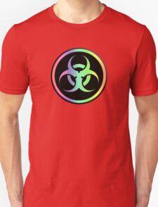 Colorful Biohazard T-Shirt