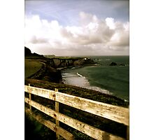 carrick-a-rede Photographic Print