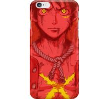 One Piece - Luffy 2.0 [no text] iPhone Case/Skin