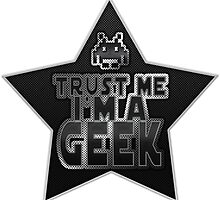 Trust Me i'm A Geek by extracom