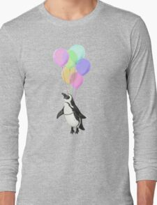 I can believe I can fly Long Sleeve T-Shirt