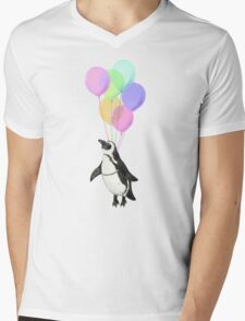 I can believe I can fly Mens V-Neck T-Shirt