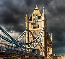 Uniquely London - Tower Bridge by Mark Tisdale