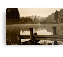 Loch Ard Metal Print
