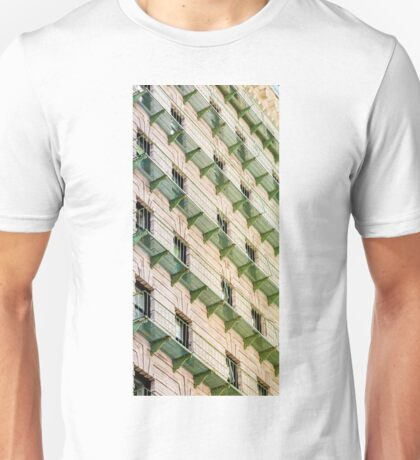 Green Balconies Unisex T-Shirt