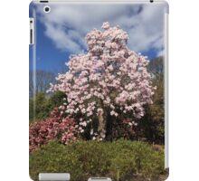 Spring Magnolia Tree iPad Case/Skin
