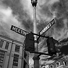 Market and Meeting by AngelPhotozzz