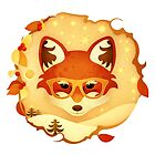 Christmas Wildlife: Foxy by Jenny Lloyd